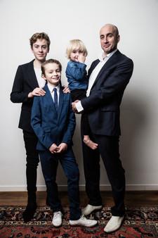 Familie van den Berg