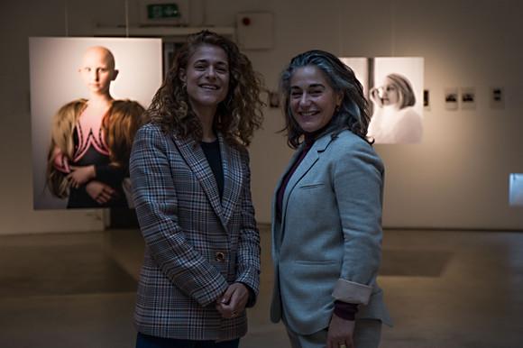 Simone and Salimah Gablan