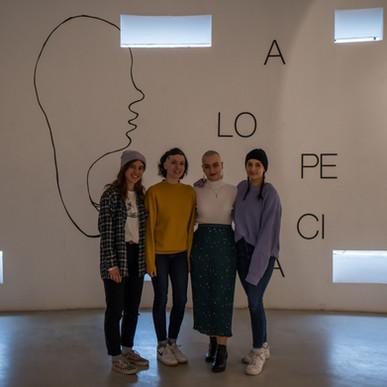 Visitors and models