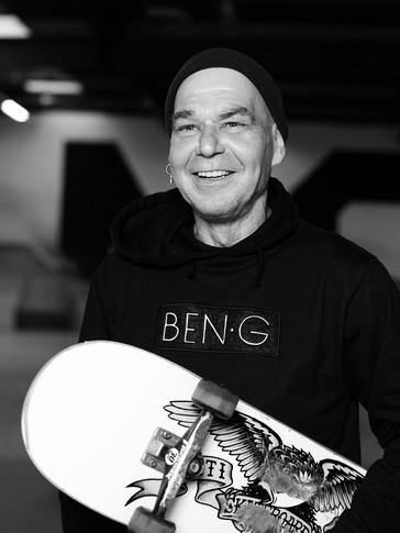 Marcel GoNoord Skateschool