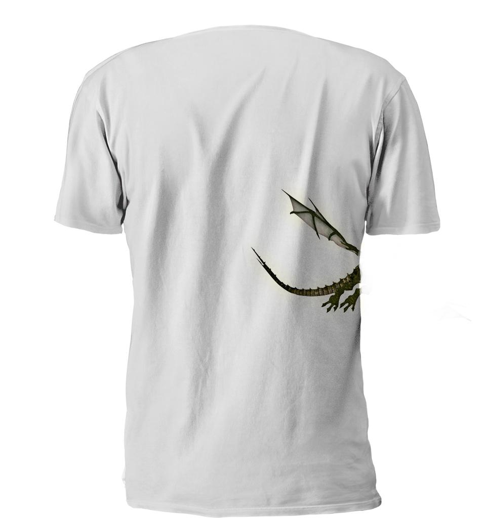 Dragon Tail T-shirt