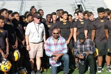 Franco Harris & AdeNation™ Bring EagleAde Hydration Drink to High School Football Team - FOX NEW