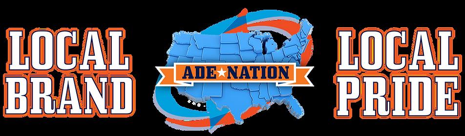 AdeNation™ - Local Brand - Local Pride