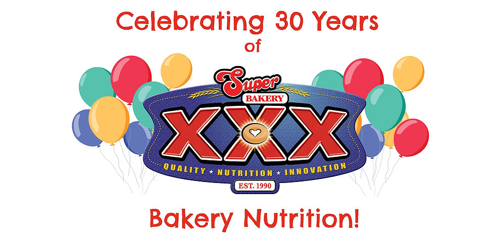acelebrating 30 years of banked nutritio