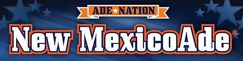 10 Pack of AdeNation™ Hydration Stick - New MexicoAde ™