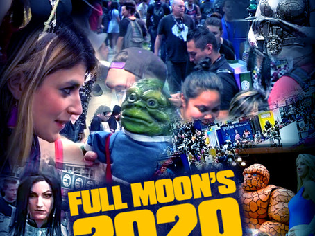 FULL MOON'S NEWSFLASH VOL. 87