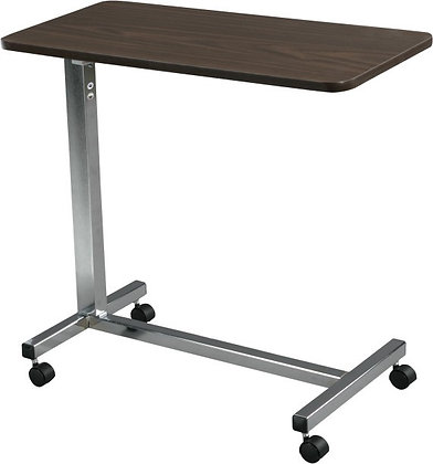 Non-Tilt Overbed Tables