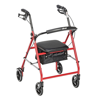 """Rollator with 6"""" Wheels"""
