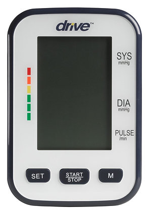 Deluxe Automatic Blood Pressure Monitor, Upper Arm