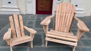 Adirondack Chair Fundraiser!