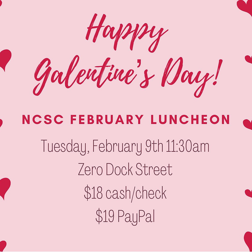 Galentine's Day February Luncheon