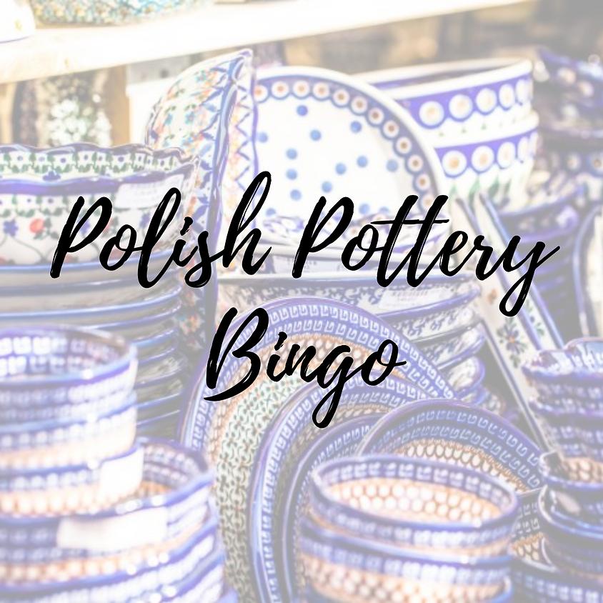 Polish Pottery Bingo Luncheon