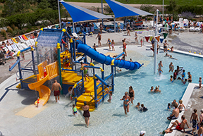 H2O'Brien Pool officially opens for the 2017 summer season on Saturday, May 27!