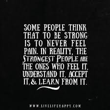 Some people think…