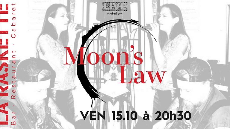 CONCERT LIVE | 100% Pure Rock \\ Moon's Law
