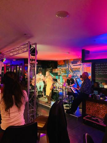 soirée concert à la Raskette à Brest