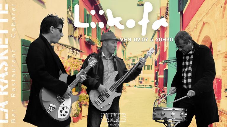 CONCERT LIVE   Reggae Rock \\ Liikofa