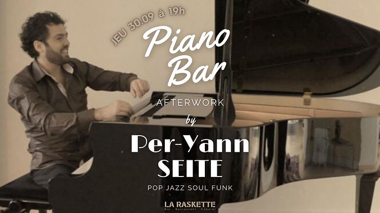 PIANO.BAR by Per-Yann SEITE @La Raskette