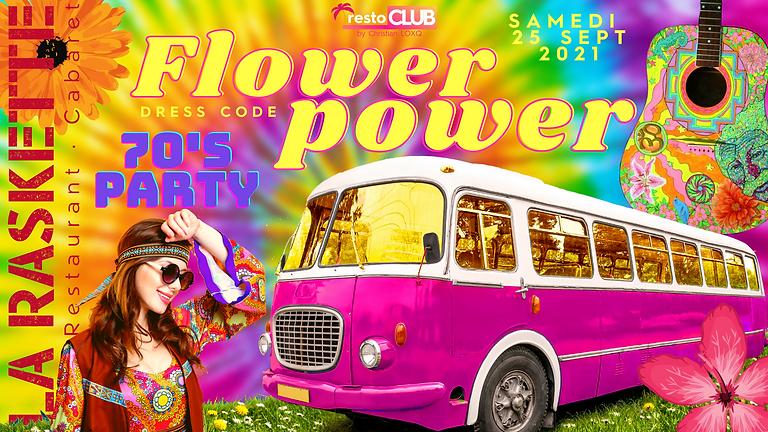 RESTOCLUB | FlowerPower Hippie Dress Code