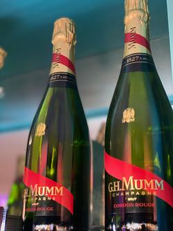 champagne au bar de la raskette a brest