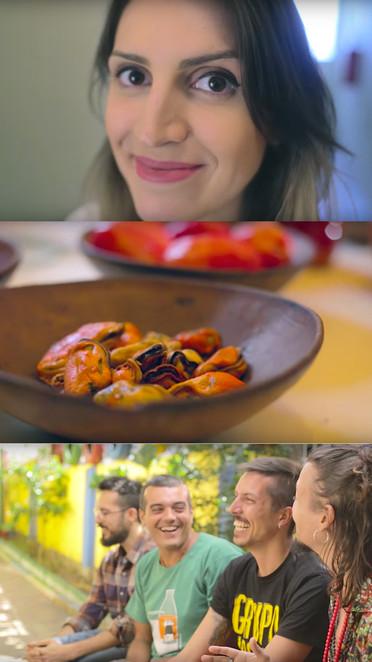 Banquete Experiencias Gastronomicas TV Series