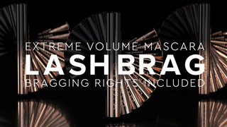Lash Brag Volumizing Mascara | Advertising 01