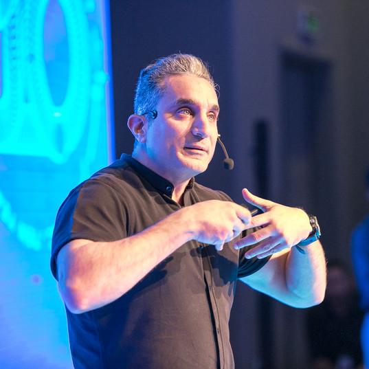 باسم يوسف: احتضان المرونة