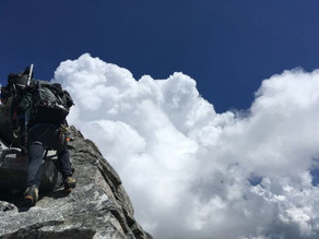 Bericht zur Hochtour der DAV Sektion Taufkirchen/Vils auf die Hochalmspitze (3360m) vom 19.-21. Juli