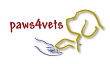 Paws4vets; a beneficiary of Warrior Salute Inc.