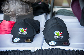 Warrior Salute Apparel and Golf Goody Bag items