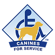 Canines for Service; a beneficiary of Warrior Salute Inc.