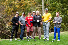 Fun time at the Warrior Salute Golf Charity Event