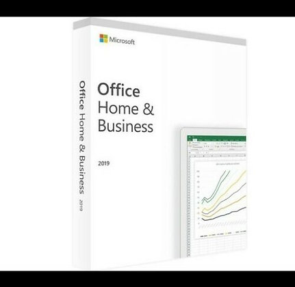 Microsoft Office Home and Business 2019 Lifetime (Windows Only) - Genuine