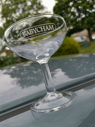 Babycham Glass (Set of 2)