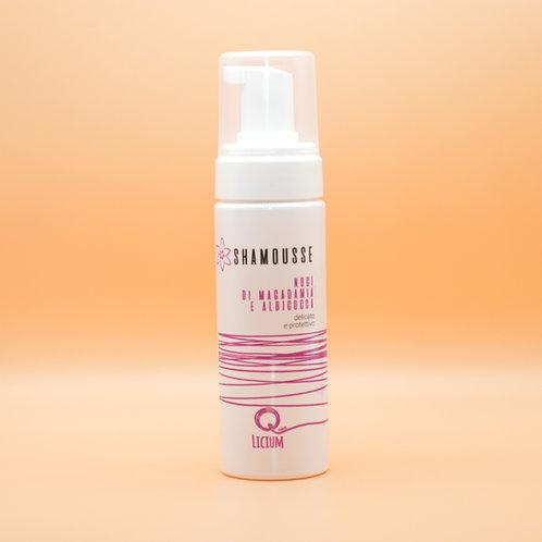 """Quantic Licium - Mousse Shampoo """"Shamousse Noci di Macadamia ed Albicocca"""""""