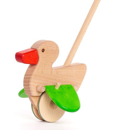"""Bajo -  Push toy """"Anatra"""""""