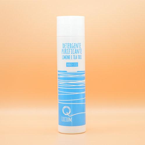 Quantic Licium - Detergente Purificante Limone e Tea Tree