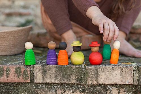 Grapat - Togheter - Set inclusivo in legno