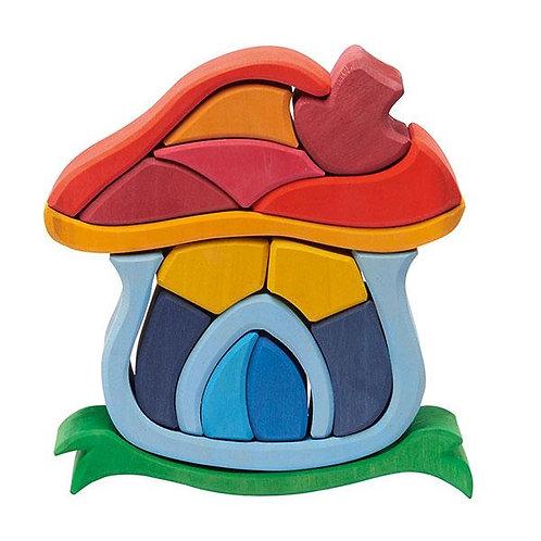Gluckskafer -  Casa fungo