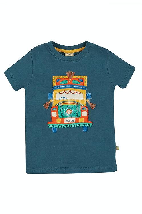 Frugi - Carsen Applique T-shirt