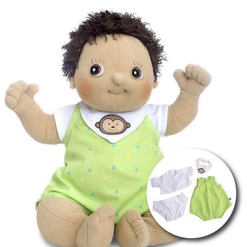 "Rubensbarn - Bambola ""Rubens Baby Max"""