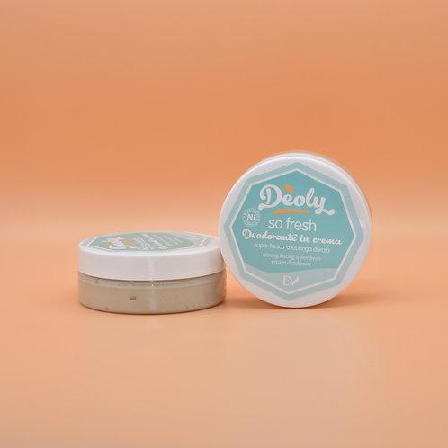 "Deoly - Deodorante ""So Fresh"""
