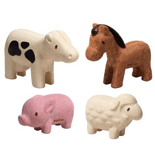 Plan Toys - Gli animali della fattoria