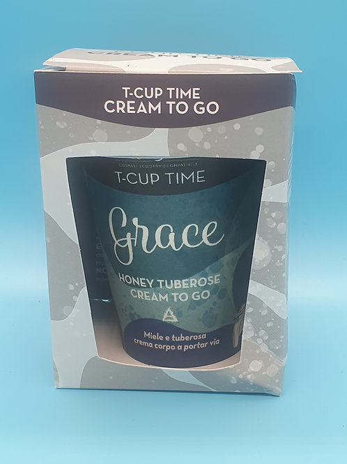 "Latte e Luna - T-Cup Time ""Cream to go"" Grace"