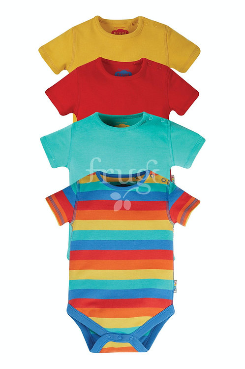 Frugi - Over Rainbow 4 pack body