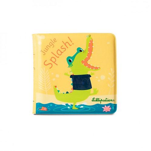 """Lilliputiens - Splash libro magico per il bagnetto """"Anatole"""""""