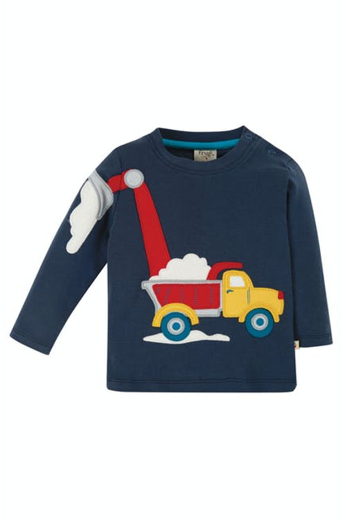 Frugi - Doug Applique Top