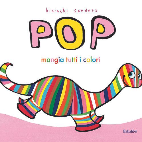 Babalibri - Pop mangia tutti i colori