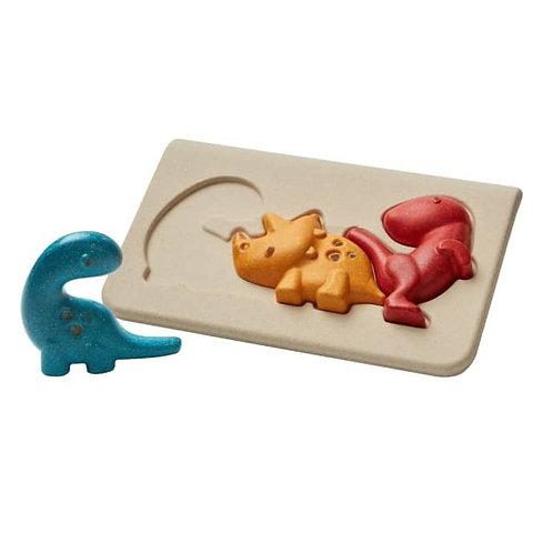 Plan Toys - Dino Puzzle