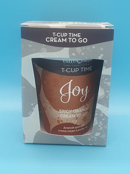 "Latte e Luna - T-Cup Time ""Cream to go"" Joy"